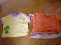 t-shirts 3 mois 1e pièce