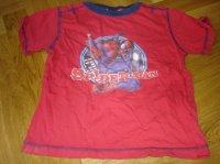 t-shirts MC spiderman 6 ans 1e