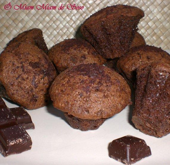 muffin choco réglisse 1