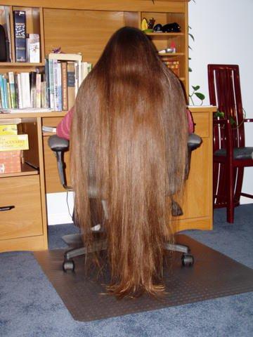 Cheveux tres long henne