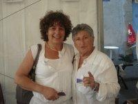 Maud Tabachnick et ...moi
