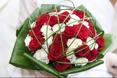 ex bouquet mariée