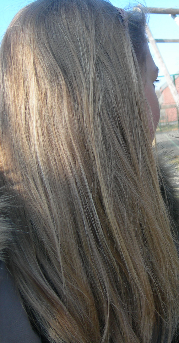 mes cheveux