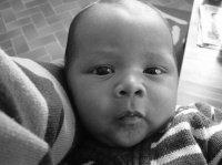 Saël - 1 mois