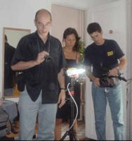 Bernard werber caméra