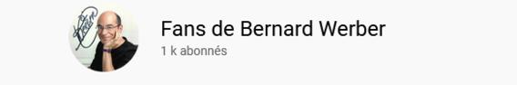 Fans de Bernard Werber