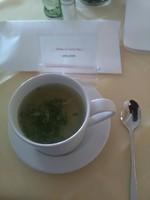 Celery broth