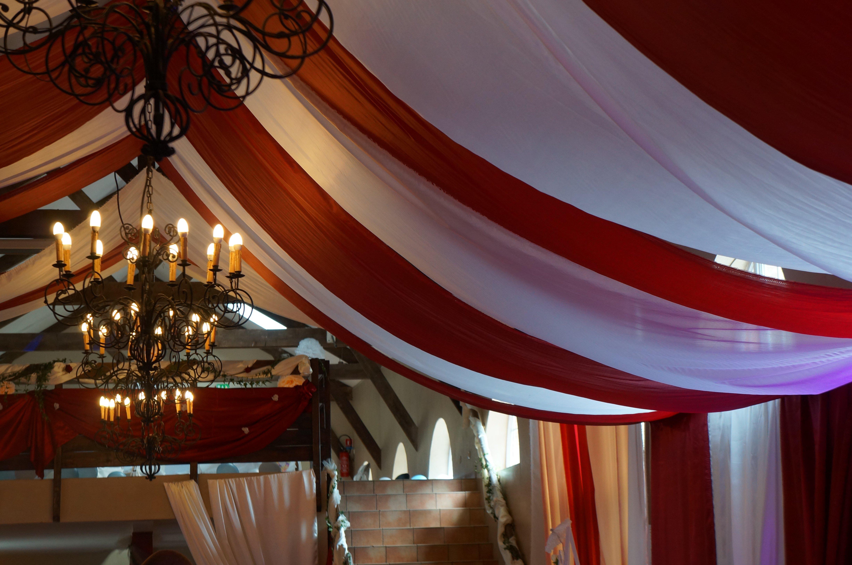alerter les modrateurs voir limage au format original - Tenture Plafond Mariage