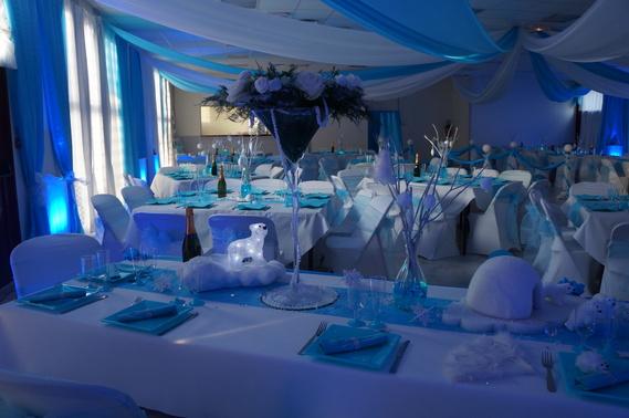 mariage turquoise et blanc decoratrice mariage decoration salle de mariage deco salle