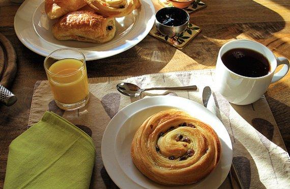 café et mini miardise