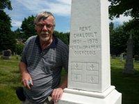 daniel chalout monument