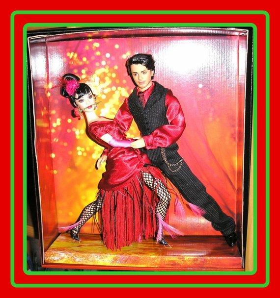poupees tango