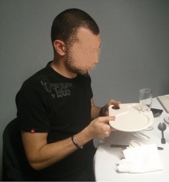 assiette picasso