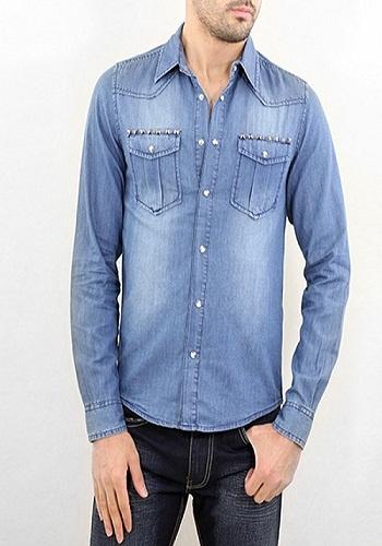 chemise-en-jeans-sixth-june-homme