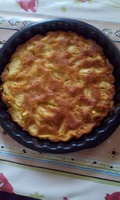 Gâteau aux pommes léger et facile à faire