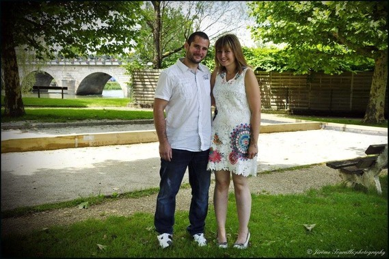 le beau couple
