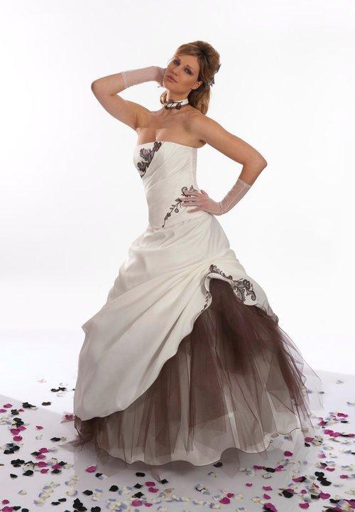robe numéro 1 : esayage fait