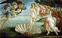 la Venus de Botticelli: sortie du bloc opératoire?