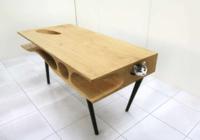 Table à chat