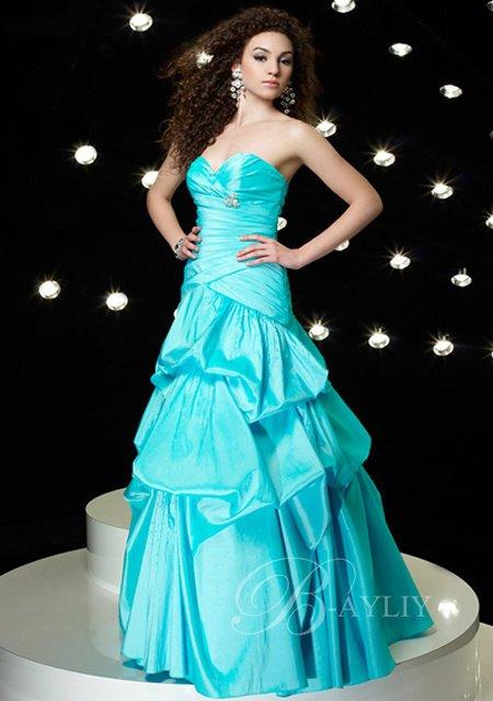 evening-dresse-multicolore-wyn-s126 bleu