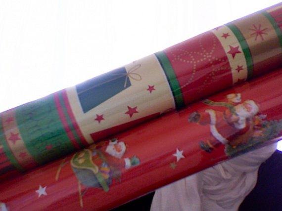 papier cadeau lidl