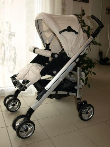 poussette loola full speacy reed chez newbabyland - Puériculture