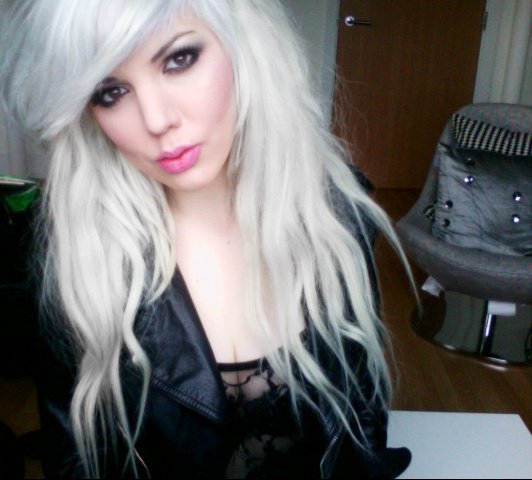 Teinture cheveux blancs the
