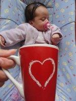 bebe mug
