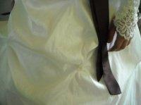 détails de la jupe