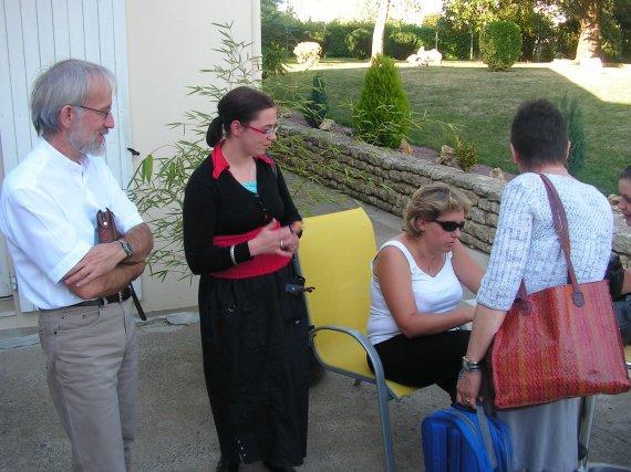 Jenny,Jocelyne et Gilles