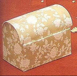 25 cartons dragées imitation dentelles
