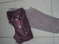 Pyjama 2 pieces 3€