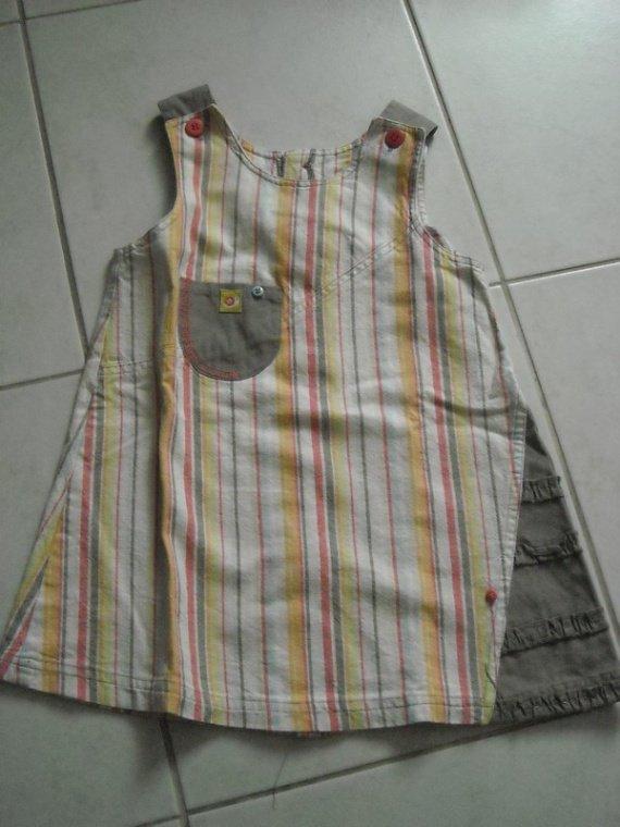 robe 18 mois 2€