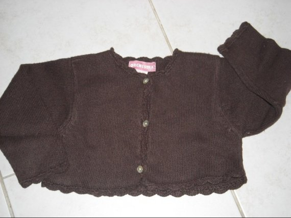 gilet court orchestra 4€