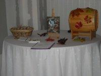 urne et livre d'or