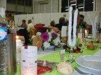 déco table mariés