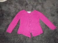 gilet lisa rose 4 ans