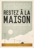RESTEZ A LA MAISON