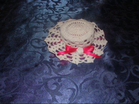 dragées en forme de chapeau