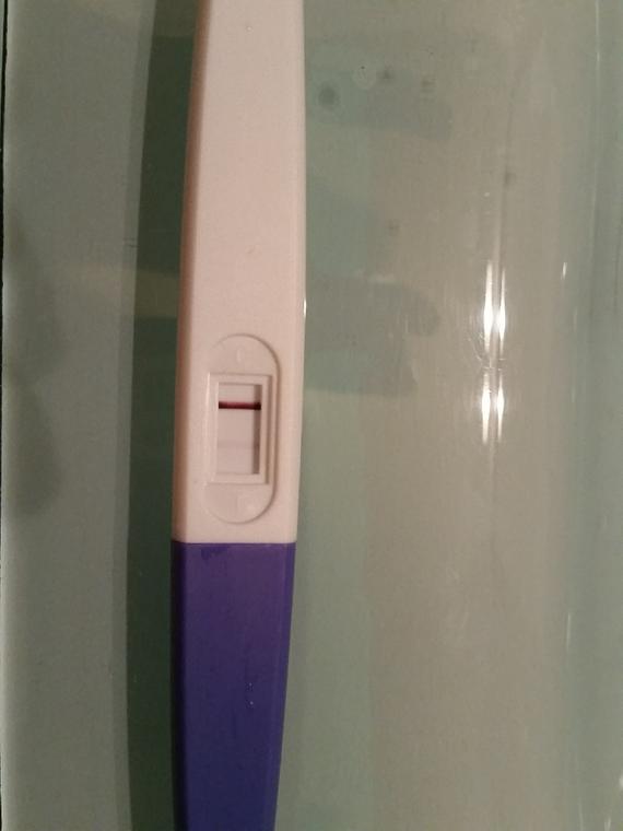 Que pensez vous de mon test apr s fausse couche le 18 janvier tests et sympt mes de - Fausse couche et test de grossesse ...
