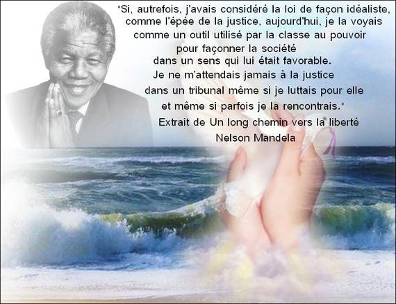 MERCI Mr MANDELA
