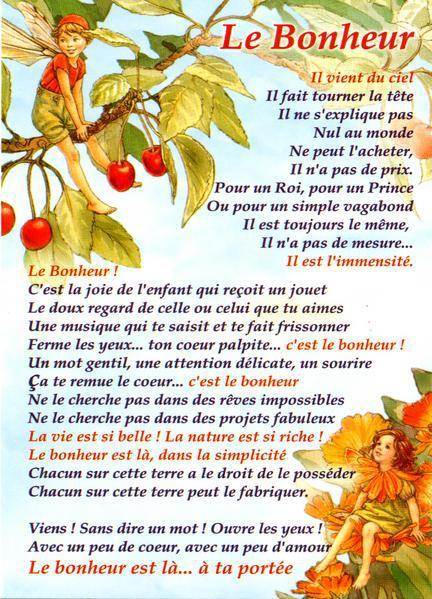 Bonheur (1)