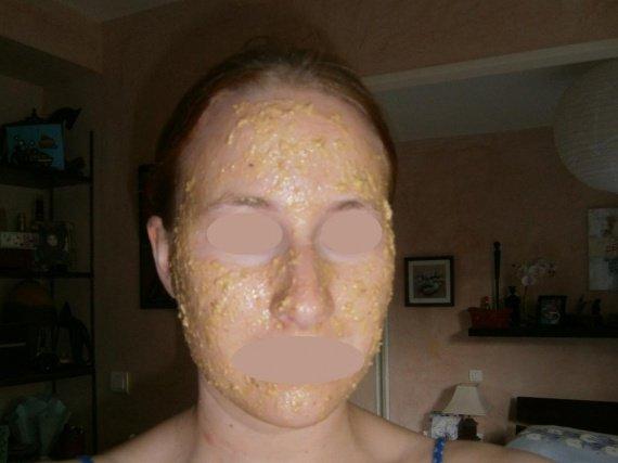 Masque frais Lush
