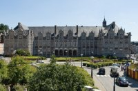 Liège: palais_princes_eveques