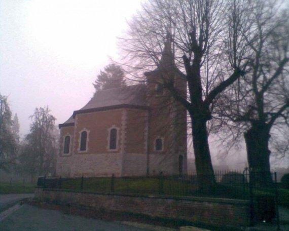 Faimes (Hesbaye) :chapelle de Saives