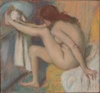 Edgard Degas, Femme se lavant les pieds (1885-86)