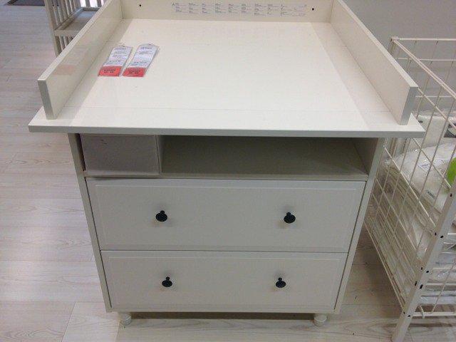 Ikea Table A Langer Bebe