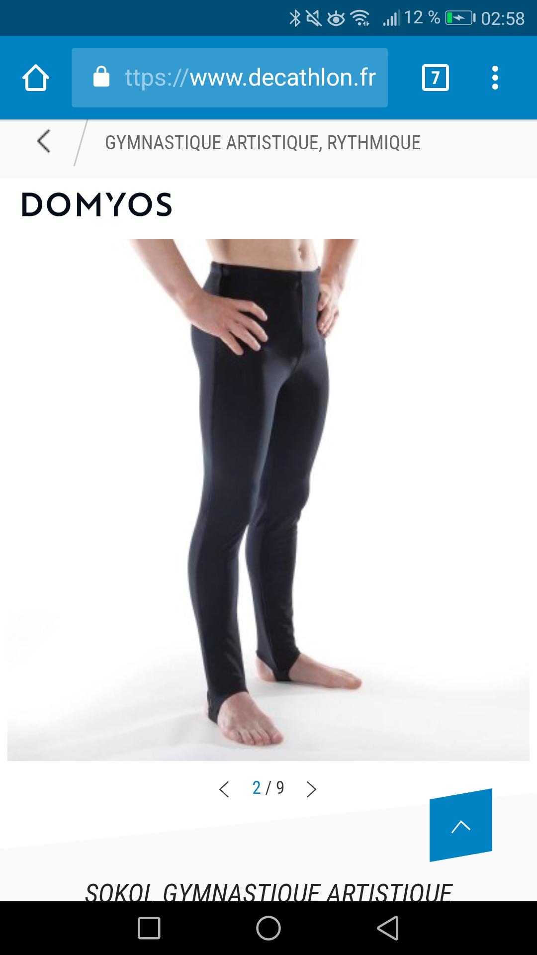 Ados en legging - Mode homme - FORUM Beauté 0643f3cbf66