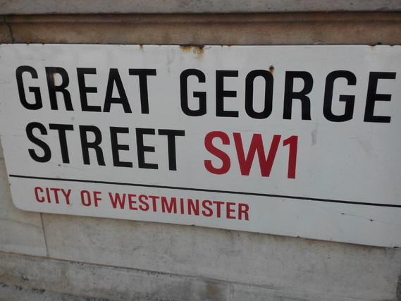 Great GEORGE street