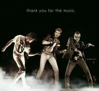 Thank you for the music GEORGE